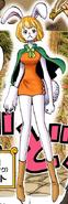 Carrot in Digitally Colored Manga