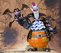 Figuarts Zero Gecko Moria