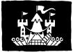 Firetank Pirates' Jolly Roger