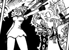 Galette ordena disparar a los gyojines
