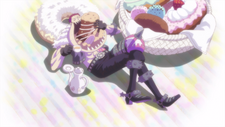 Katakuri comiendo