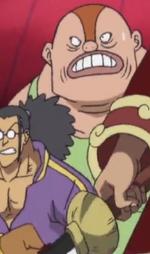 Nozdon Anime Color Scheme