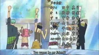 One Piece opening 10 We Are Remix VOSTFR