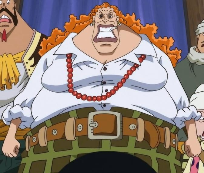 Curly Dadan Anime Infobox