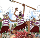 Kumate Tribe Digital Colored Manga