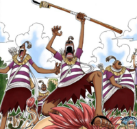 Kumate Tribe Digital Colored Manga