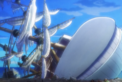 Moby Dick naufragata