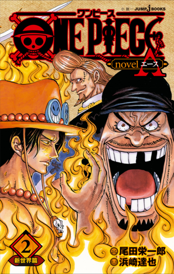 One Piece novel A vol. 2