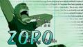 Share The World - Roronoa Zoro
