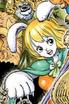 Carrot Manga Color Scheme