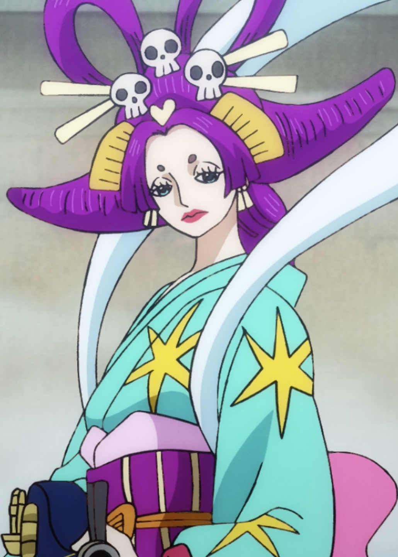 Jigoku Benten   One Piece Wiki   Fandom