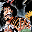 Kin'emon's Manga Color Scheme