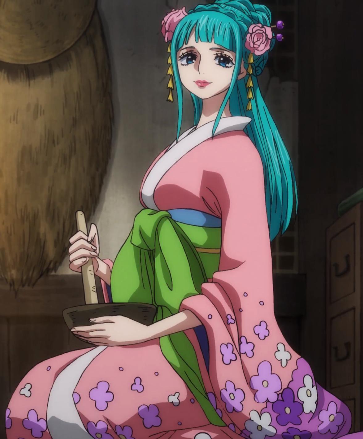Kozuki Hiyori | One Piece Wiki | Fandom