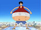 Mizu Luffy (Kampfmodus)