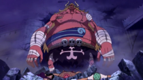 Oars Overwhelms the Straw Hat Pirates