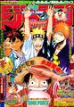 Shonen Jump 2005 numero 36-37