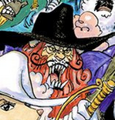 Sicilian Coloré dans le Manga