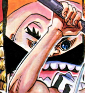 Dagama's Manga Color Scheme