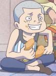 Daifuku as a Child
