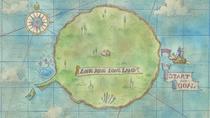 Long Ring Long Land's Donut Race Map