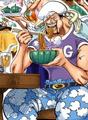 Mc Kinley en couleur dans le manga