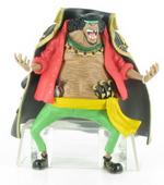 Barbe Noire Figurine 2
