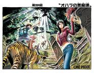 Coloreado Digital del Capítulo 394