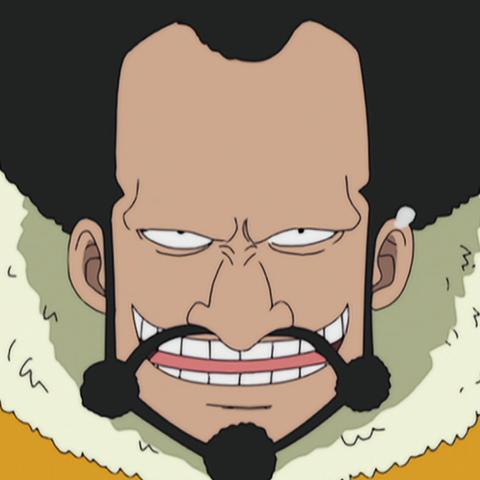 Kuromarimo portrait