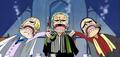 Les 3 Chefs