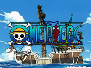 One Piece Logo Finlande