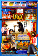 One Piece Pirate Warriors 3 scan