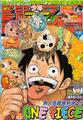 Shonen Jump 2011 numero 28