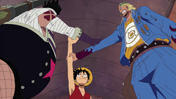 Straw Hat, Galley-La, and Franky Family Alliance Formed