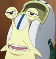 Tsuru Speaking Through Komei's Den Den Mushi.png