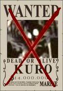 Wanted de Kuro 14.000.000
