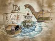 Krieg Pirates Return from Grand Line