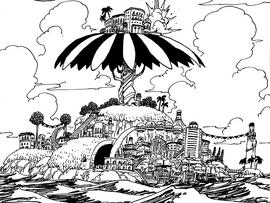 Kyuka Island Manga Infobox