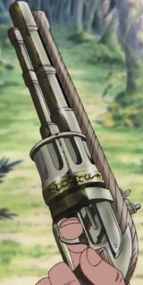 Mr. 5's Revolver