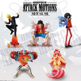 One Piece Attack Motions 10000 vs 10