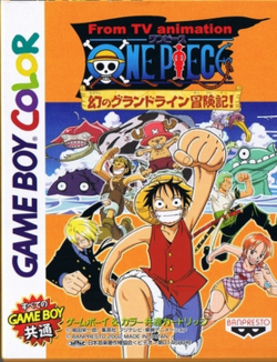 One Piece Maboroshi no Grand Line Boukenhen Infobox