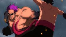 Pertarungan Haki Luffy vs. Zephyr