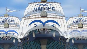 Canons de la marine