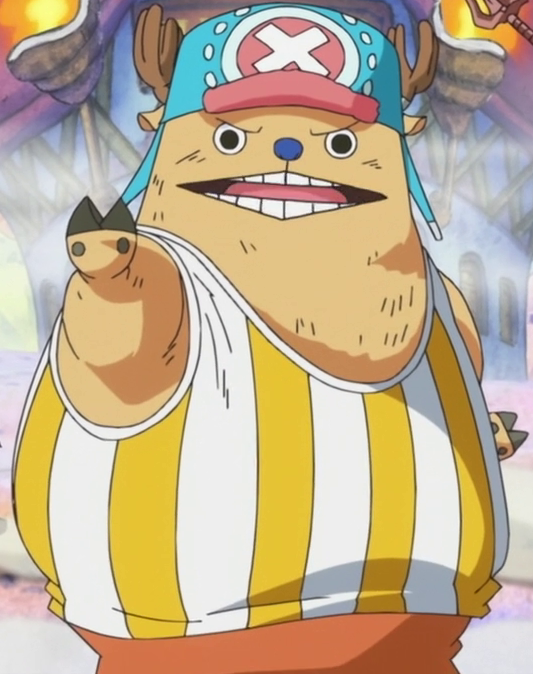Image - Chopper Uses Kung-Fu Point.png | One Piece Wiki | FANDOM powered by Wikia