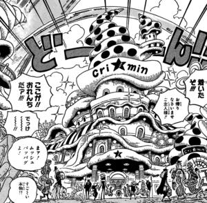 Criminal Manga Infobox
