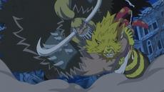 Nekomamushi tumba a Jack