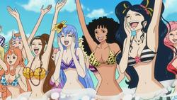 Sirene salutano