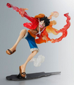 Becoming a Hero - Luffy