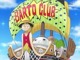 Going Szefuńcio Luffy