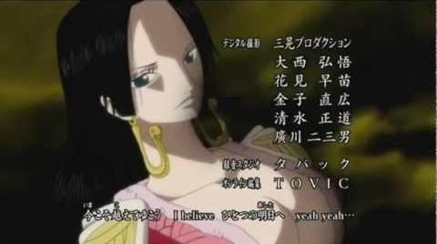 One Piece Opening 11 - Share The World - Full-HD
