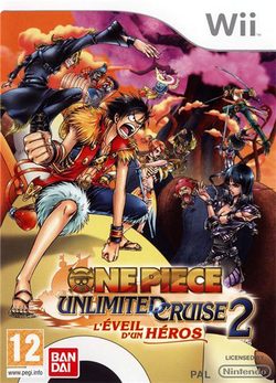 One Piece Unlimited Cruise 2 Jaquette France